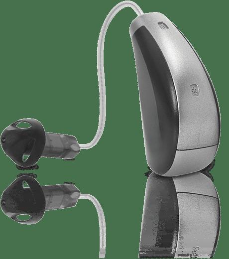 iPhone hearing aid