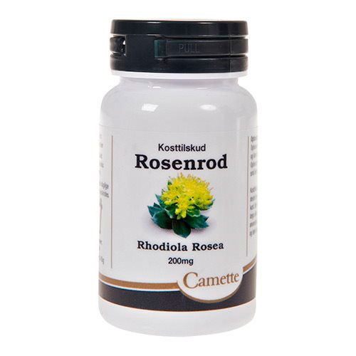 rosenrod complex bivirkninger