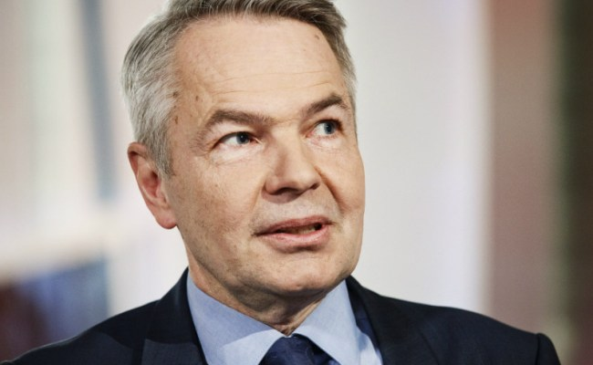 Greens Haavisto Ready To Run In Next Year S Presidential