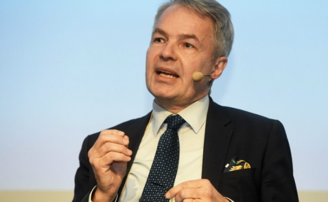 Haavisto Green League Not Ready To Form Coalition With