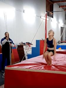 Swallows Gymnastics Helston Cornwall
