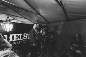 Helstonbury Acoustic Stage