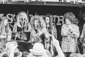 Shabby Chic Band Cornwall