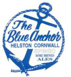 The Blue Anchor Inn, Helston