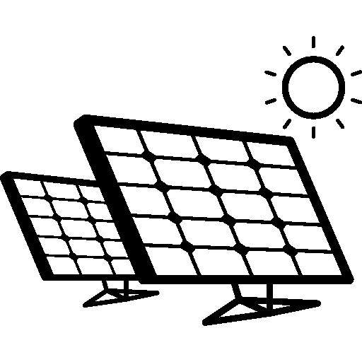 Placas Solares Para Colorear