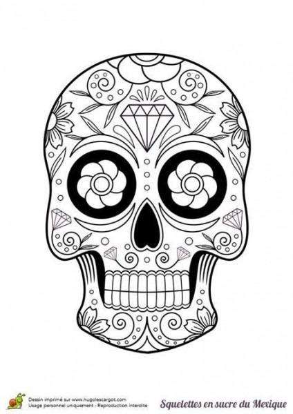 Imagenes Mexicanas Para Colorear