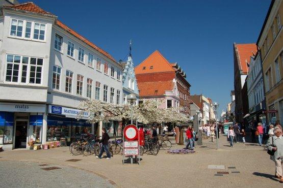 Sønderborg Gågaden
