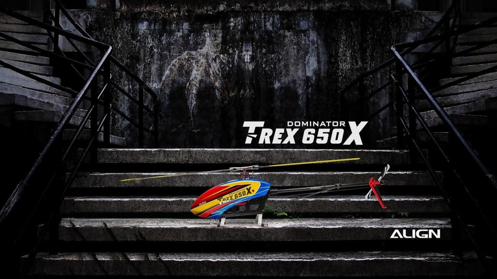 Align T-REX 650X, Align T-REX 650X Dominator Super Combo  Now Available