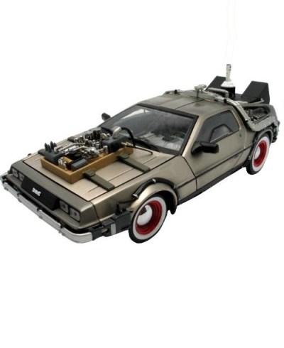 DeLorean Retour vers le Futur 3 Sunstar
