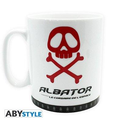 AbyStyle-Mug-Albator-Albator-et-Emblme-460ml-3700789203810-0