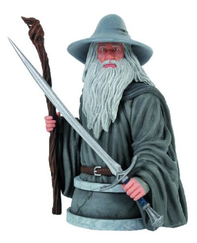 Gentle-Giant-Gg80230-Figurine-Cinma-The-Hobbit-Gandalf-Mini-Bust-0