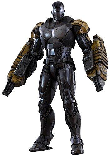 Hot-Toys-Iron-Man-3-Movie-Masterpiece-Action-Figure-16-Iron-Man-Mark-XXV-Striker-30-cm-0