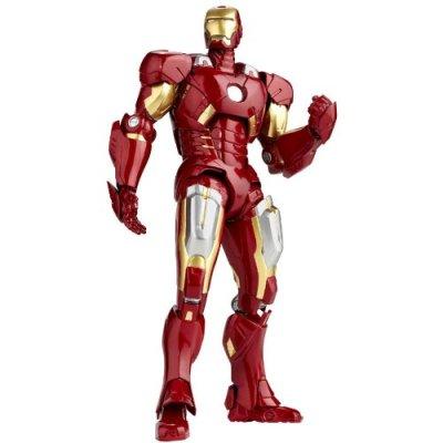 Iron-Man-SCI-FI-Revoltech-No041-Iron-Man-Mark-7-Action-Figure-0