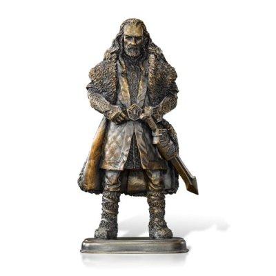 Le-Hobbit-Statuette-Thorin-Ecu-De-Chne-Bronze-0