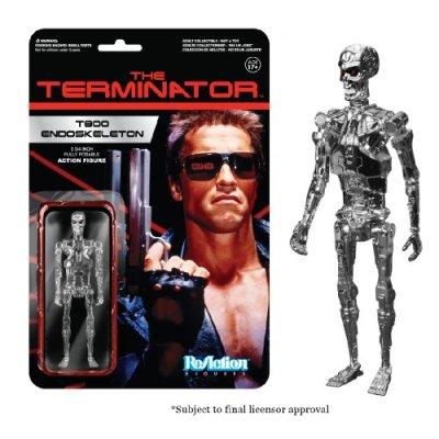 Terminator-Figurine-Endoskeleton-Chrome-10cm-0