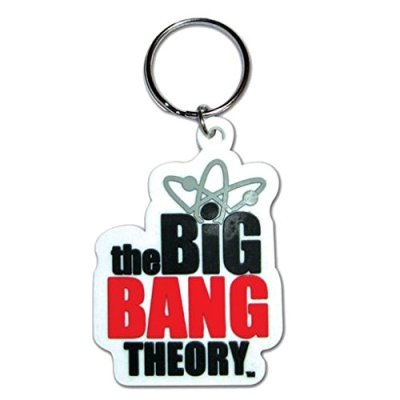 The-Big-Bang-Theory-2D-Logo-Rubber-Keyring-0