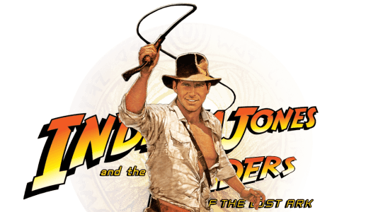 Indiana Jones and the Raiders of the Lost Ark (1981)-clearart