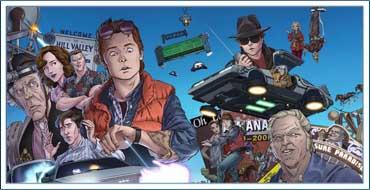 Comics Retour vers le Futur