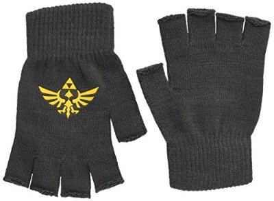 The-Legend-of-Zelda-Logo-Gants-gris-0
