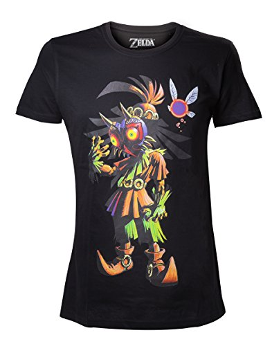 The-Legend-of-Zelda-T-Shirt-Manches-Courtes-Homme-0