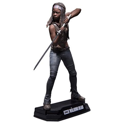 The-Walking-Dead-TV-Version-Figure-Michonne-18-cm-0