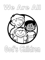 Preschool Coloring Sheets: Bible Coloring Pagesfree Bible