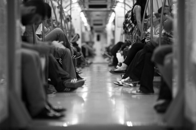 Why I'm Staring at you on the Subway