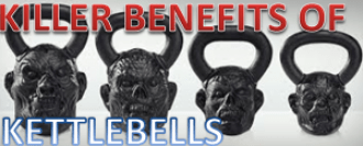 Kettlebell training benefits
