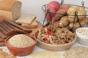fat loss plate - starchy carbs