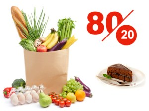 5 Tips to Healthy Eating - 80-20-food-rule