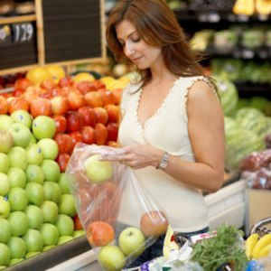 5 Tips to Healthy Eating - Shop on the outside