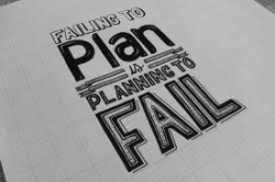 5 reasons why you're not getting results - failing to plan