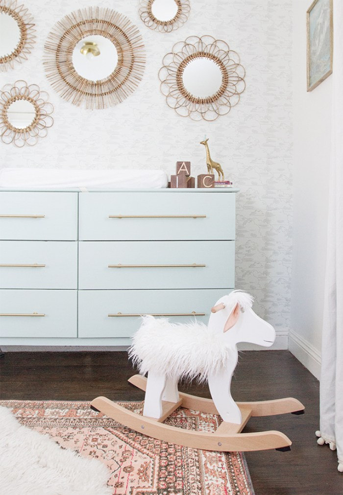 ikea, ikea hacks, ikea hack, ikea kids hacks, hack, hacks, sheep, rocking sheep, ikea diy, diy, playtime, nursery, babyroom, kidsroom, ekorre diy, ikea eland, spelen, hobbelen, commode.