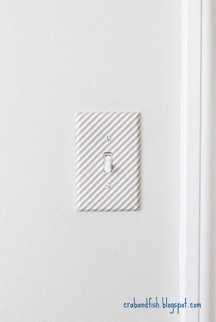 washi tape stopcontact hemelsblauw