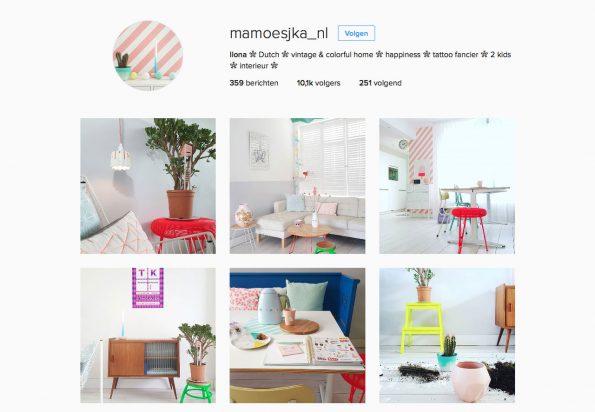 Instagram Mamoesjka