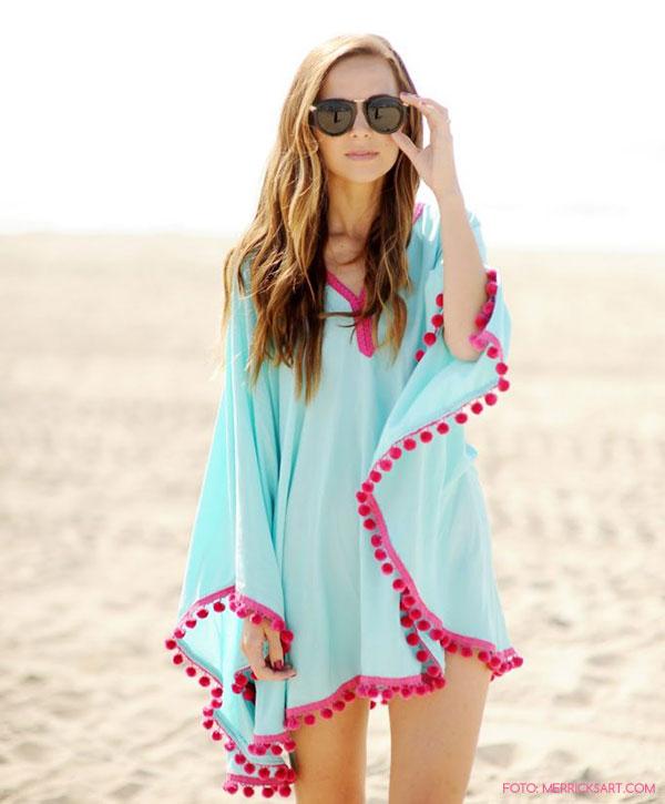 Fabulous DIY: 5 x zelf eenvoudig kleding maken • Hemelsblauw   Nederlandse  #XQ61