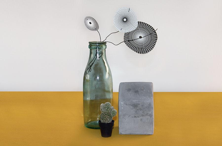 Getest: DIY papierbloemen van vtwonen