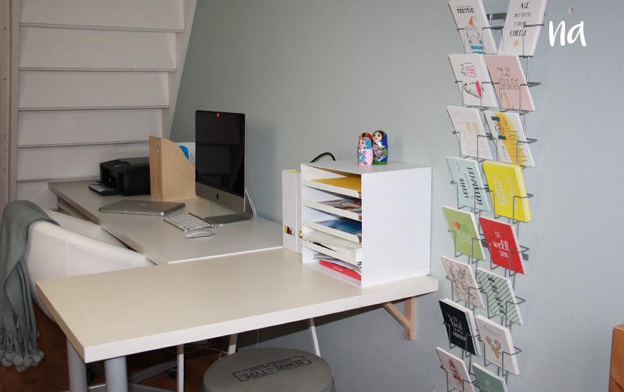 make-over werkkamer