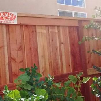Wood Fence