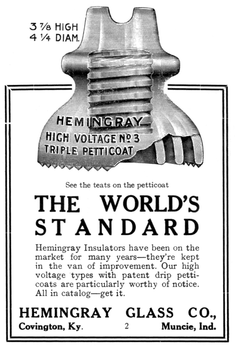 Hemingray Advertising