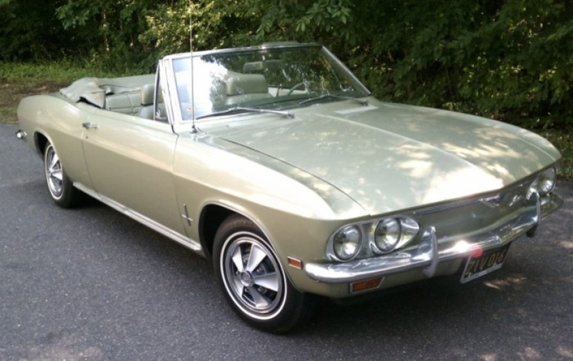 Hemmings Motor News for Classic Cars and Parts for Sale (Image via Hemmings)