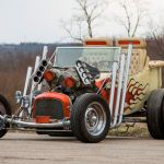 Perhaps The World S Most Famous Hot Rod Norm Grabowski S Kookie T Hemmings