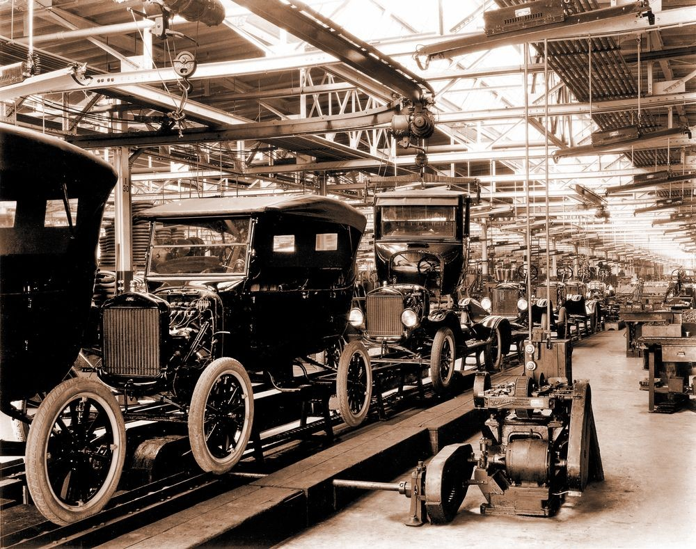hight resolution of in 2003 ford actually built six all new model t 100s these cars replicated the 1914 originals exactly in honor of the company s centennial