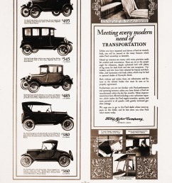 the ford motor company continuously advertised the t s myriad styles and its practical features  [ 1000 x 1388 Pixel ]