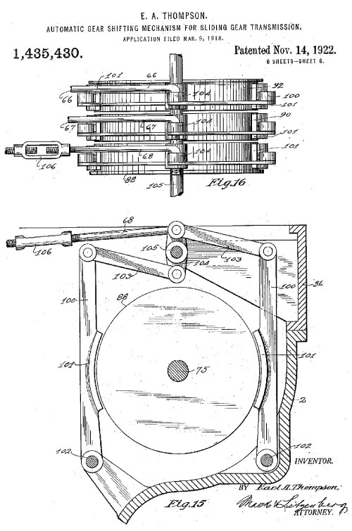 small resolution of the general design of the transmission was known as a layshaft gearbox after gm s breakthrough in synchromesh subsequent transmission designs would have