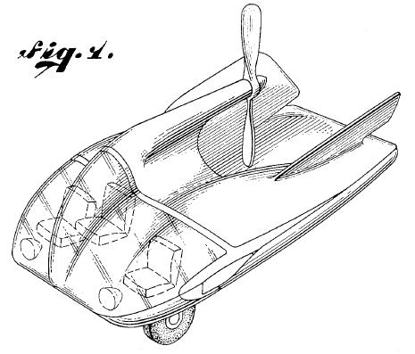 Wheel Stories from the Patent Files: Barely getting off th