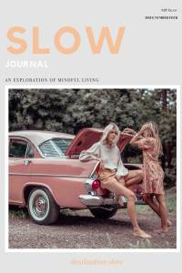 SLOW JOURNAL Featuring Hemp Collective