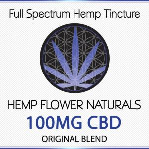 100mg CBD Tincture Trial Size for sale online