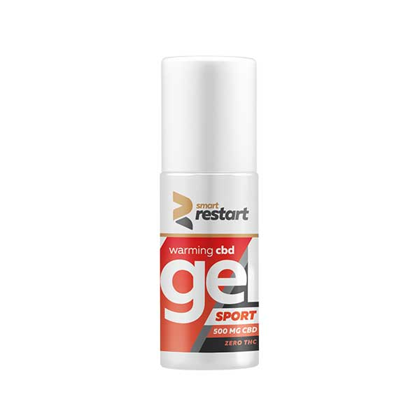 Warming Muscle Relief Gel