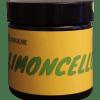 Cannabidiol flower limoncello jar